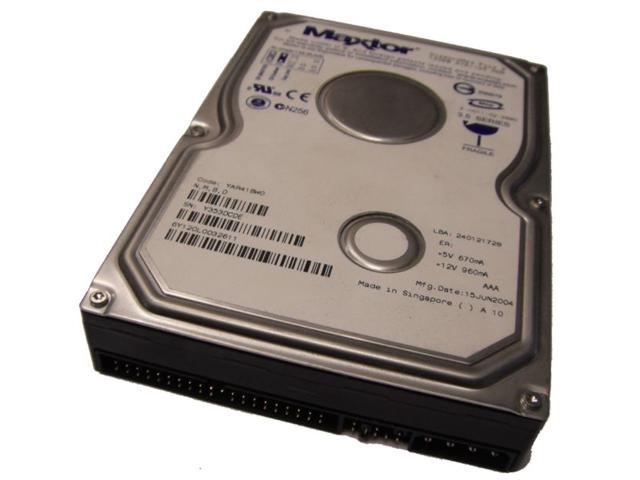 Maxtor DiamondMax Plus 9 120GB IDE Desktop Hard Drive