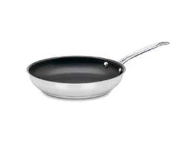 Cuisinart 722-24NS 10-Inch Non-Stick Stainless Steel Skillet