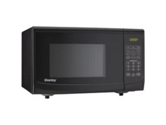 Danby Products DMW7700BLDB 0.7 Cu. Ft. Microwave, Black