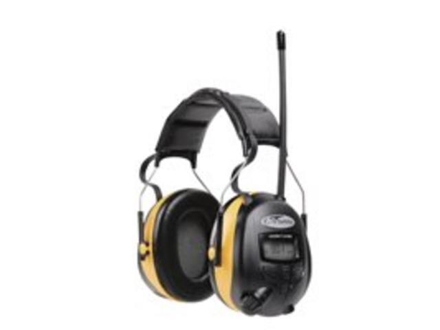 Peltor 3M WorkTunes AM/FM/MP3 Digital Noise Reduction Earmuffs Headphones 90541