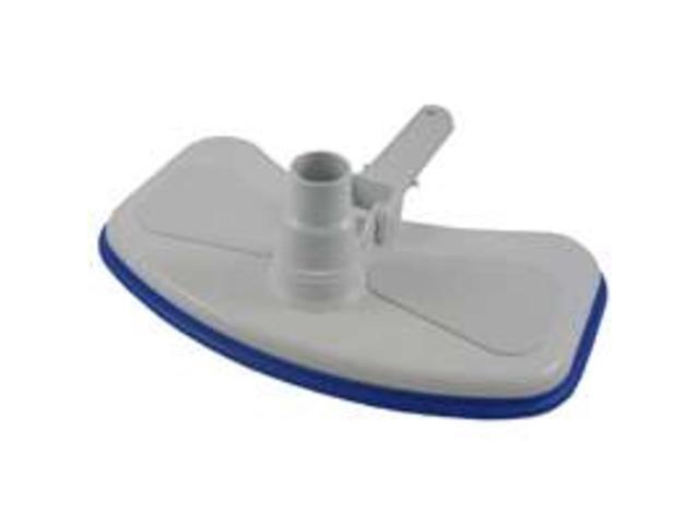 JED Pool Tools 00-171 Weighted Vinyl and Fiberglass Pool Vacuum Head