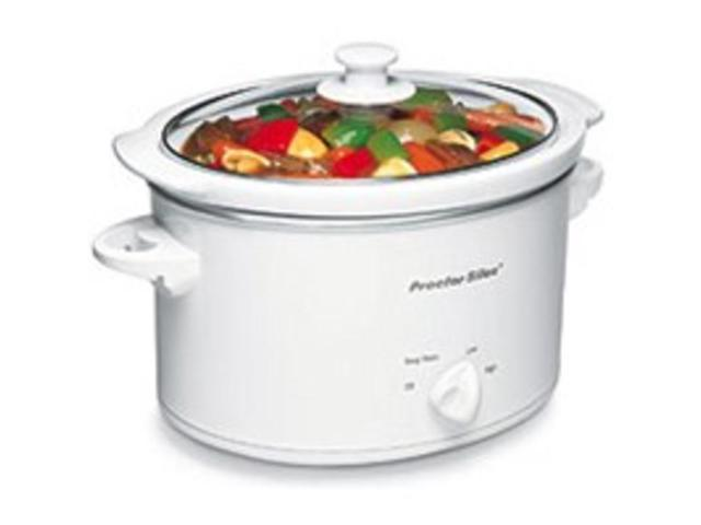 Hamilton Beach 33275 Slow Cooker Oval 3-Quart Oval Removable Stoneware Each