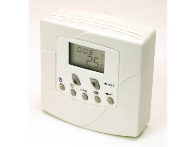Lcd Programmable T-Stat GARRISON Standard Thermostats 661235 076335084893