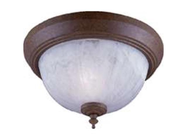 Boston Harbor F202CS01-8031MB3 Flush Ceiling Light Fixture, Cobblestone