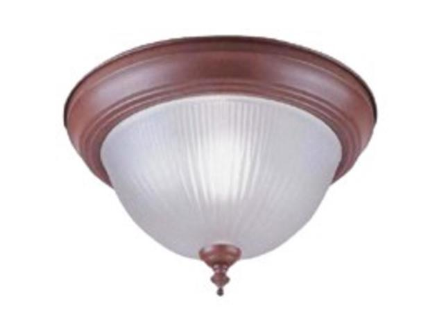 Boston Harbor RF04 Flush Mount Ceiling Light Fixture, Sienna