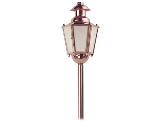 18-Watt Copper Coachlight Intermatic Lighting CS210C 078275074934