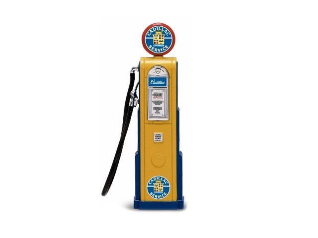 Vintage Replica: Digital Cadillac Gas Pump 1:18 Scale