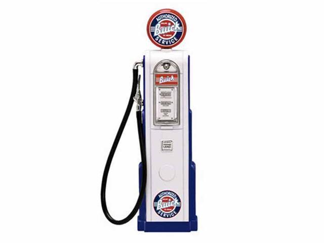 Vintage Replica: Digital Buick Gas Pump 1:18 Scale