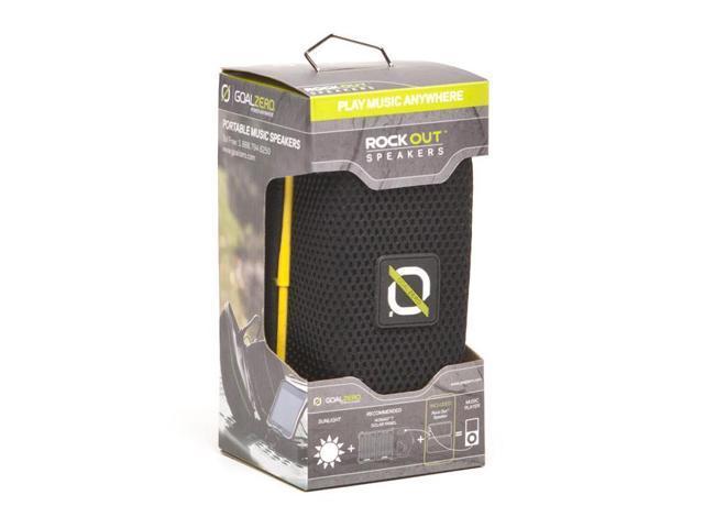 Goal Zero Rock-Out Speakers -Yellow 90404