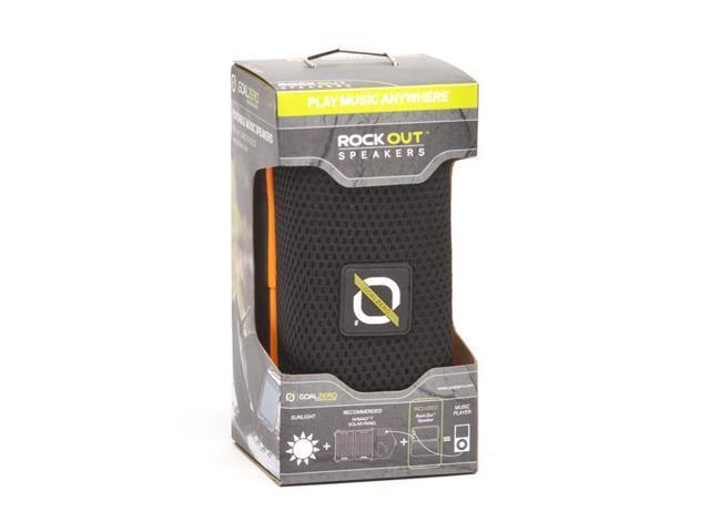 Goal Zero Rock-Out Speakers -Orange 90403