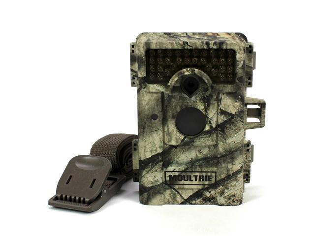 Moultrie Game Spy 10MP No Glow LED Infrared Game Camera M-990i Digital Hunting