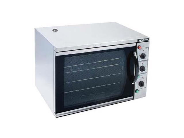 AdCraft Professional Stainless Steel Half Size Convection Oven COH-3100WPRO