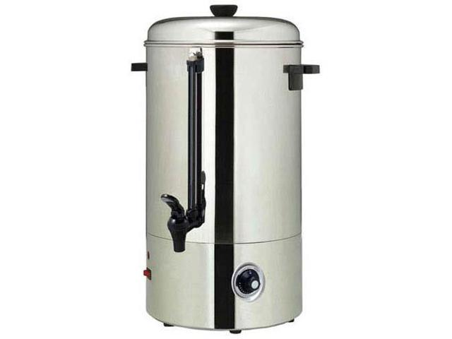 AdCraft Stainless Steel 100 Cup Commercial Water Boiler WB-100