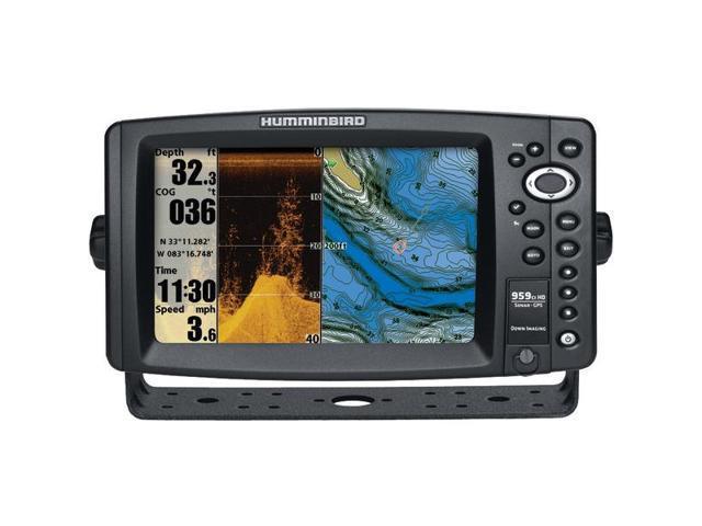 HUMMINBIRD 409180-1 959ci HD DI Combo Fishfinder