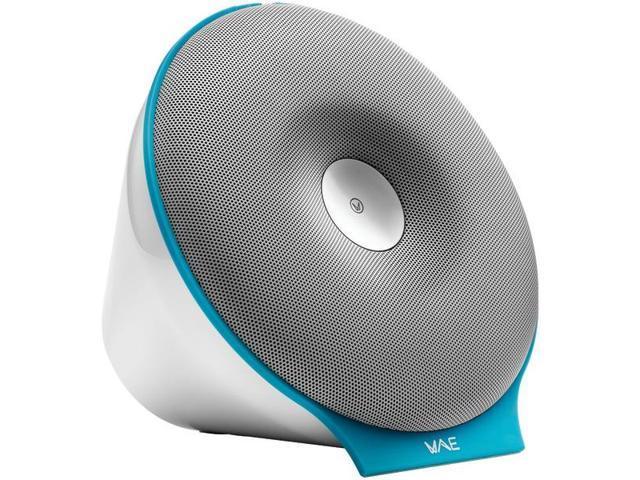 HERCULES 4780535 Hercules(R) WAE BTP02 Bluetooth(R) Speaker (White/Blue)