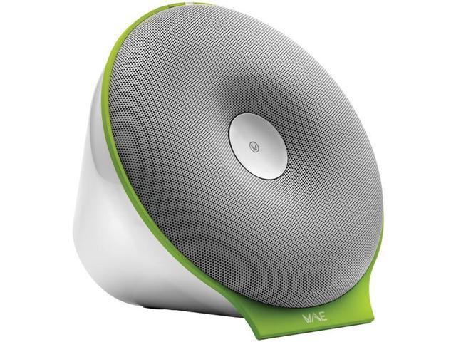 HERCULES 4780536 Hercules(R) WAE BTP02 Bluetooth(R) Speaker (White/Green)