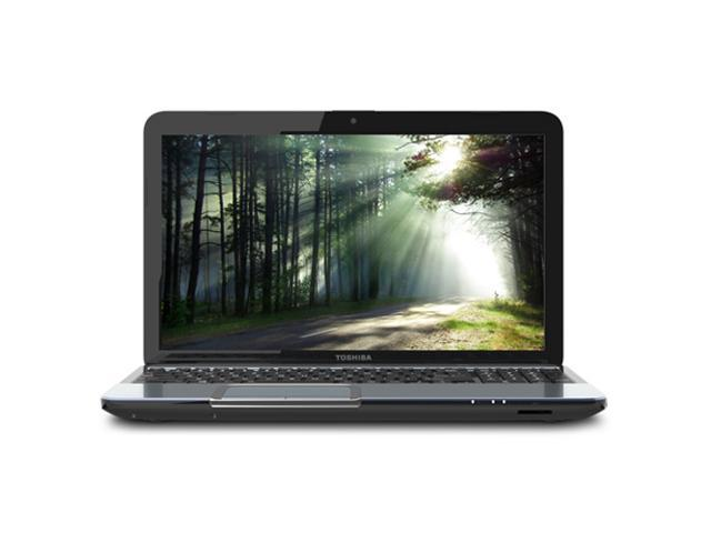 TOSHIBA Satellite S855D-S5120 Notebooks AMD A-Series A10-4600M (2.30GHz) 8GB Memory 750GB HDD AMD Radeon HD 7660G 15.6