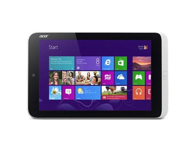 Acer Iconia W Tablet 32GB Memory 8.1