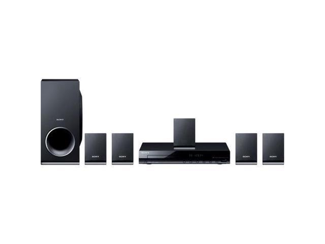 Sony DAV-TZ140 Home Theater System with DVD Player - 5.1 Channel - 30 Watts