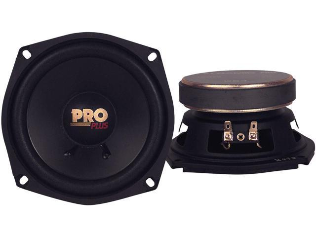 Pyramid - 6.5'' 200 Watt Mid-Bass Poly Woofer