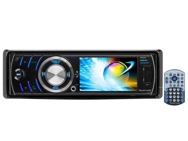 New Planet Audio P9692b Car Audio Bluetooth Cd/Mp3/Dvd Player Am/Fm Car Radio