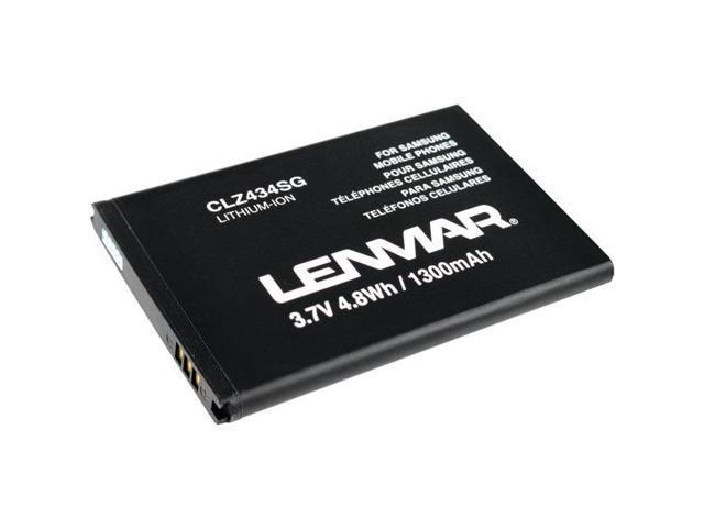 LENMAR CLZ434SG SAMSUNG GALAXY S SCH-I400 REPLACEMENT BATTERY