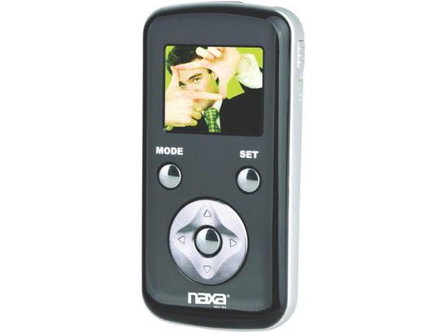 Naxa NDC-403 Black CMOS 1.8
