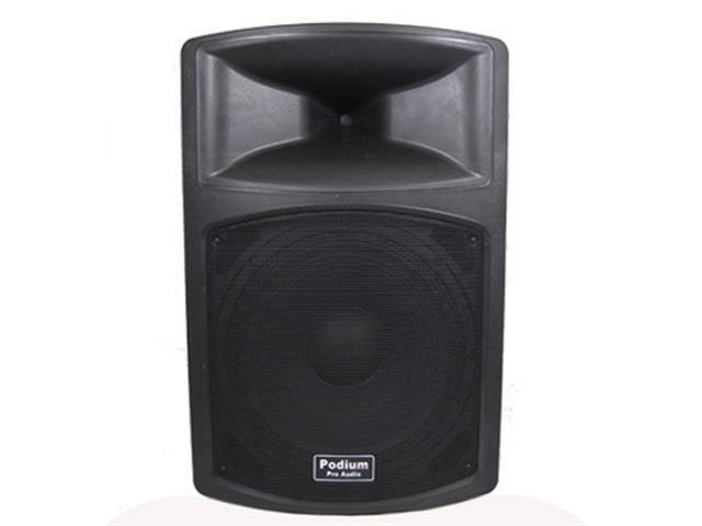 Podium Pro PP1503A1 900 Watts Band DJ PA Karaoke Active Powered 15