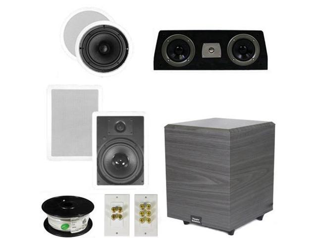 Theater Solutions 5.1 Home Theater 8