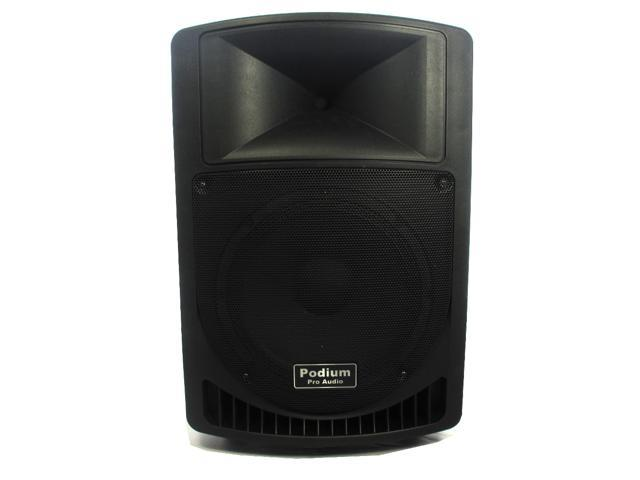 Podium Pro Audio PP1206A1 Battery Powered 12