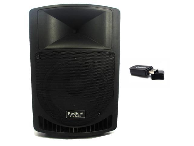 Podium Pro Audio PP1206A Battery Powered 12