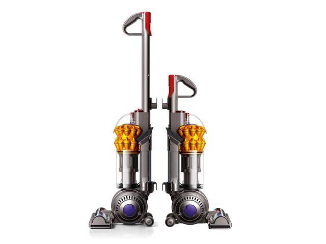 Dyson DC50 Multi Floor Compact Upright Vacuum - Yellow/Iron