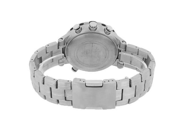 Timex Men's Intelligent Quartz | Tide-Temp-Compass Stainless Steel Watch T2N738