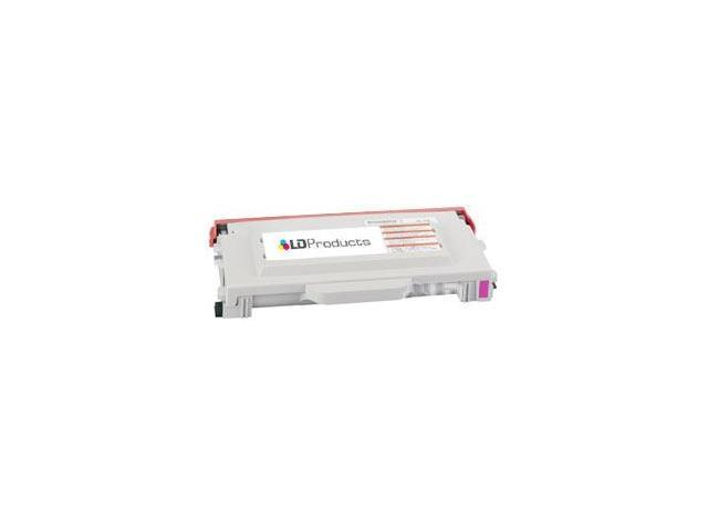 LD © Compatible Magenta Laser Toner Cartridge for Brother TN04M