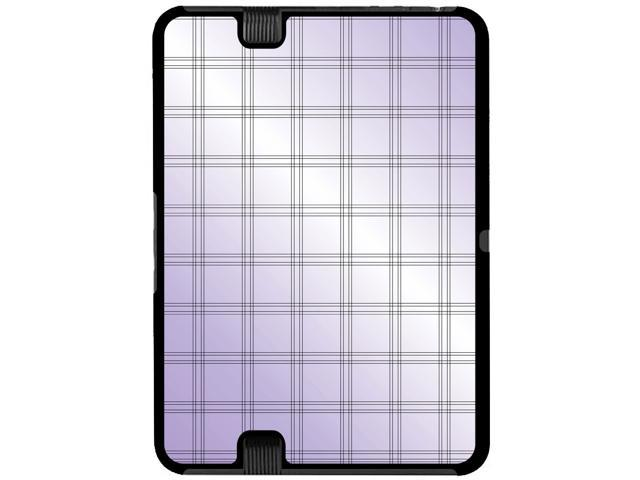 Mad for Plaid Purple - Snap On Hard Protective Case for Amazon Kindle Fire HD 7in Tablet
