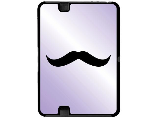 Mustache Funny Purple - Snap On Hard Protective Case for Amazon Kindle Fire HD 7in Tablet