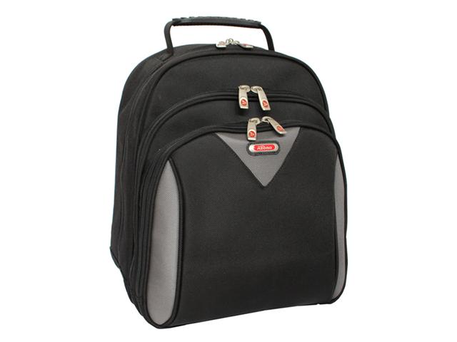 Azona Classic Ballistic Nylon 14-Inch Laptop Notebook Computer Backpack - Black