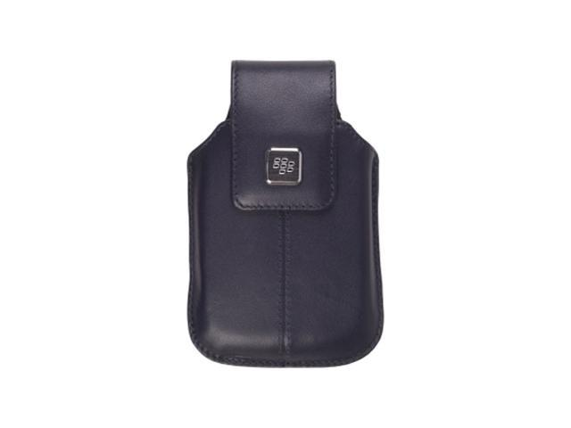 OEM BlackBerry Leather Swivel Holster