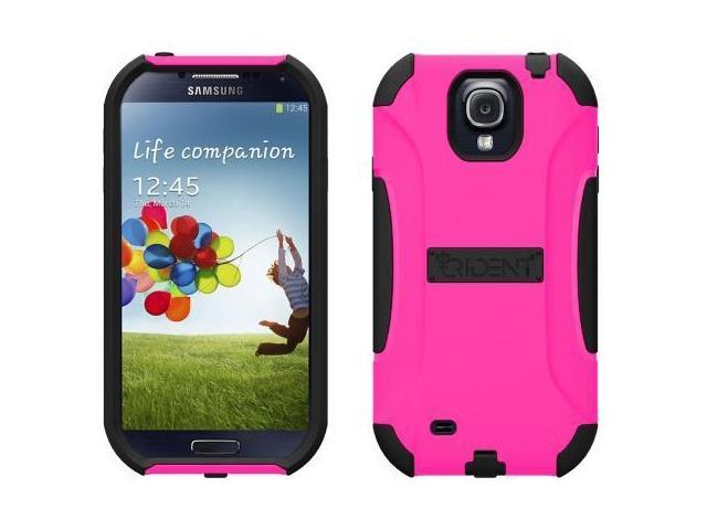 Trident - Aegis Case for Samsung Galaxy S4 - Black/Pink