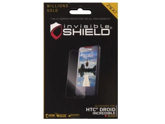 Zagg invisibleSHIELD Screen Protector for HTC Droid Incredible ADR6300 - Clear
