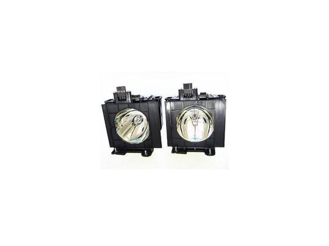 Panasonic ET-LAD40W / ETLAD40W E-Series Replacement Lamps Dual Pack