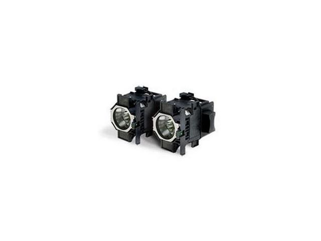 Epson Compatible Manufacturer ELPLP52 E-Series Replacement Lamps Dual Pack