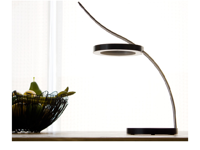 MIU COLOR Flamio Fully Adjustable Modern Multifunctional Magic LED Table Lamp/Desk Lamp/Creative Lamp/Floor Lamp/Night Lamp with 9W LEDs Light ...