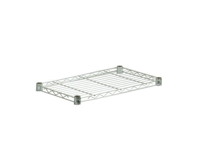 Steel Shelf-250Lb Chrome 14X24