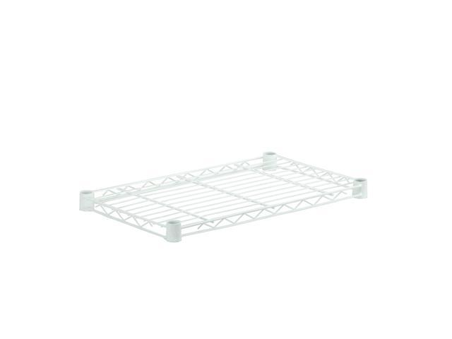 Steel Shelf-250Lb White 14X24