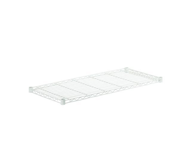 Steel Shelf-250Lb White 16X36