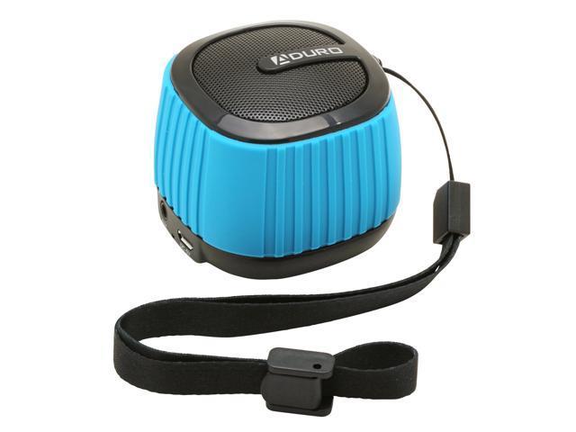 Aduro VESTA Ultra Portable Bluetooth Speaker w/Interchangeable Jackets and Built-in Speakerphone