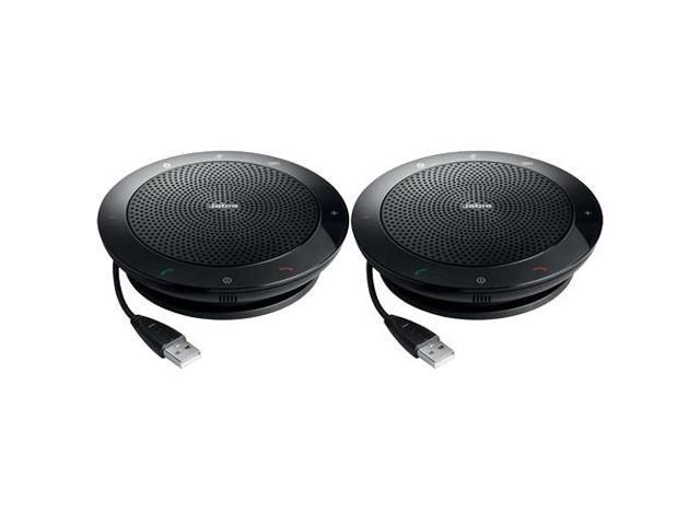 Jabra Speak 510 MS (2-Pack) USB / Bluetooth Speakerphone