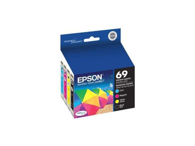 Epson T069120BCSM BCS Ink Cartridge For Epson Stylus All in One Printers Pack Of 4
