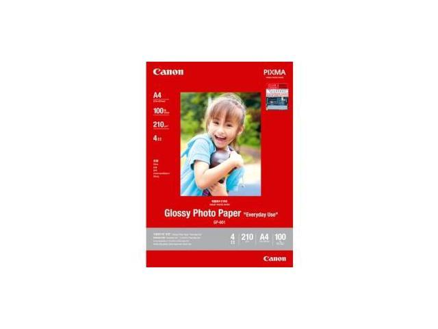 Canon 8649B004M Photo Paper Glossy 8.5
